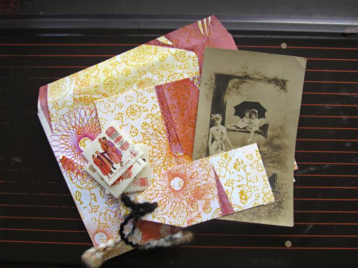Mail Art Ellen