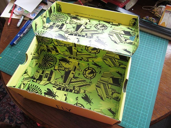 Mail art box 1